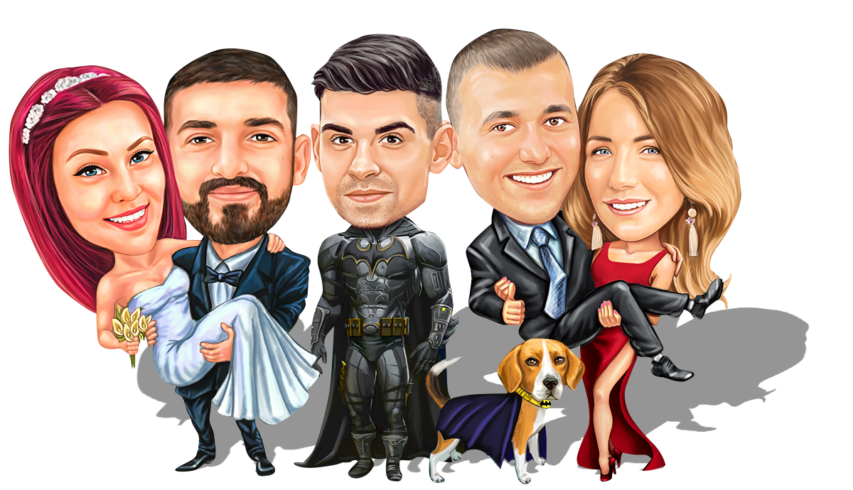 Choose from Caricature Ideas