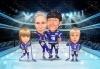 Hockey Family Caricature